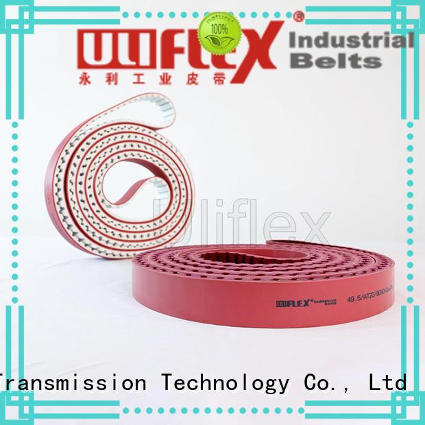 Uliflex rubber belt overseas trader for engine running