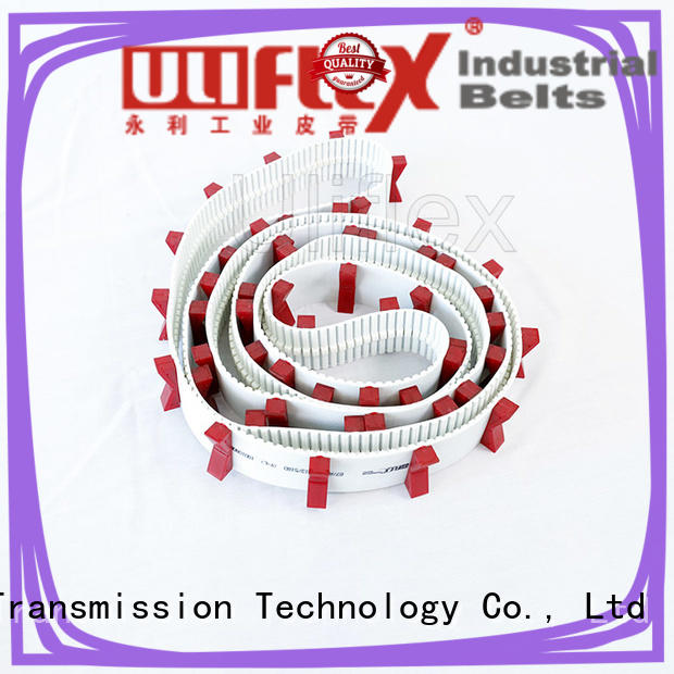 rubber belt producer for safely moving Uliflex
