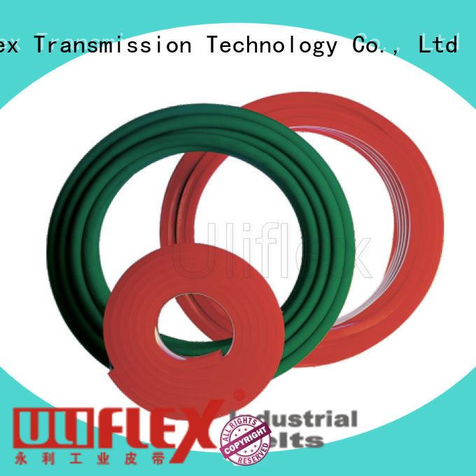 Uliflex round belt overseas market for importer