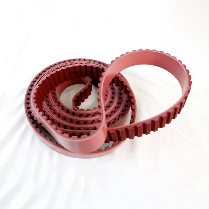 Uliflex PU timing belt ceramic timing belt AT20+Rubber