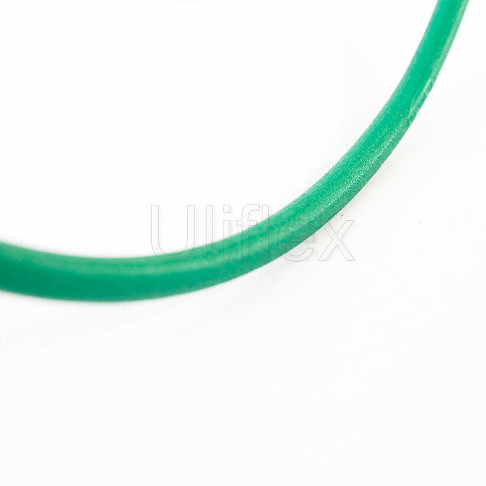 TPU round belt smooth surface rough surface supply the connecting tools for polyurethane belt