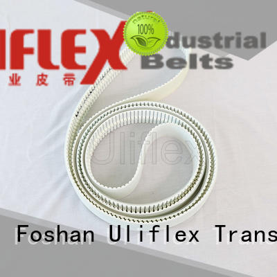 Uliflex custom polyurethane belt factory for importer