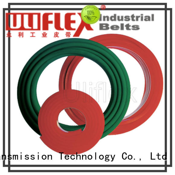 round belt trade partner for importer Uliflex