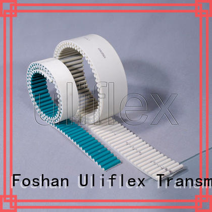Uliflex cost-effective polyurethane belts producer for safely moving