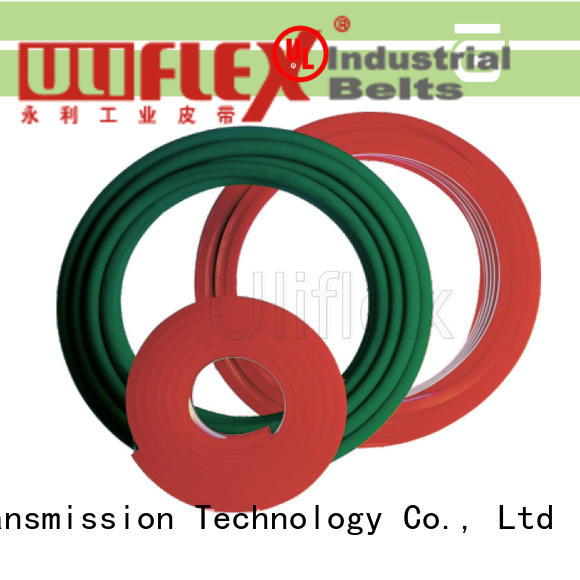 custom round belt trade partner for commerce