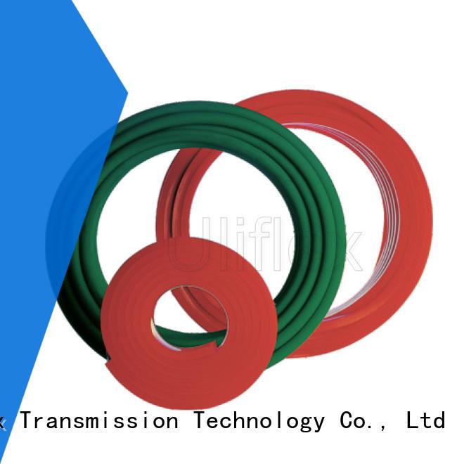 Uliflex unbeatable price round belt trade partner for importer