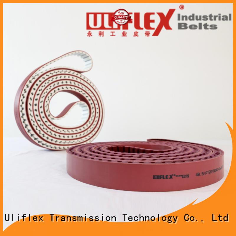 Uliflex oem odm timing belt producer for engine running