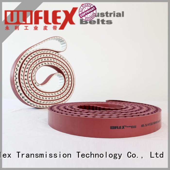 Uliflex industrial belt exporter for sale