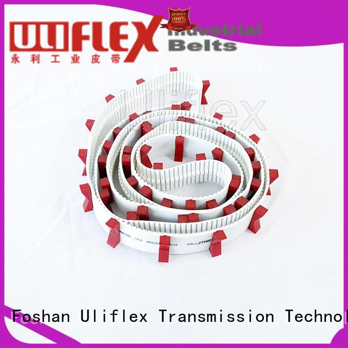 custom rubber belt producer for industry