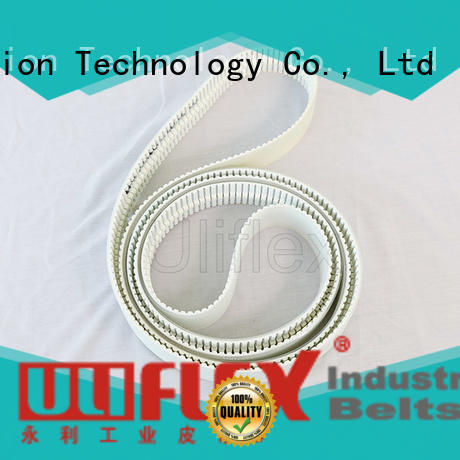 hot sale pu belt factory for industry