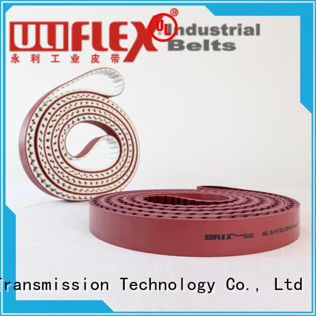 Uliflex best quality industrial belt exporter for sale