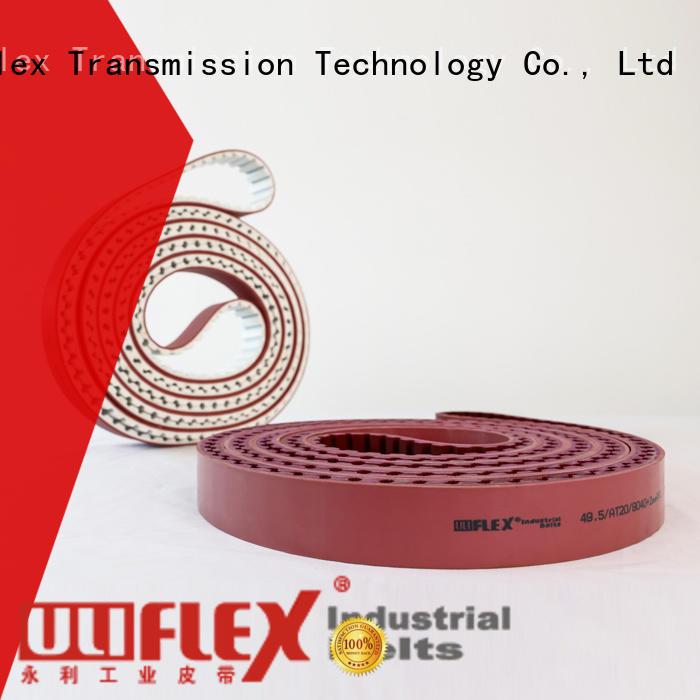 Uliflex custom industrial belt exporter