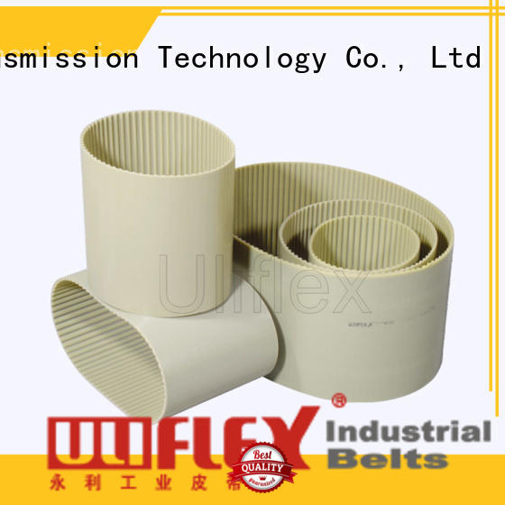 Uliflex China synchronous belt factory for importer