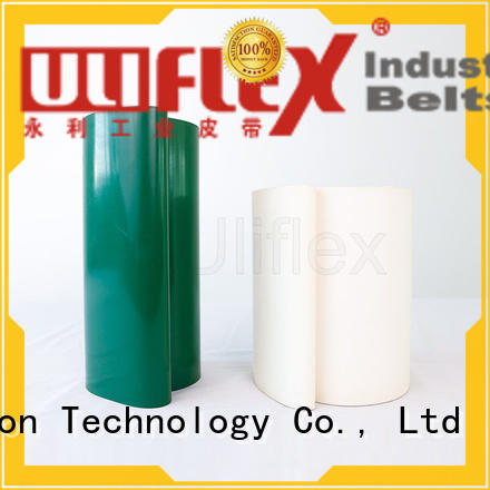 Uliflex hot sale pvc conveyor belt factory for industry