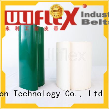 Uliflex hot sale pvc conveyor belt factory for industry