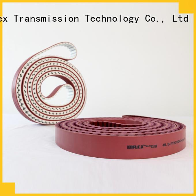 Uliflex professional industrial belt exporter