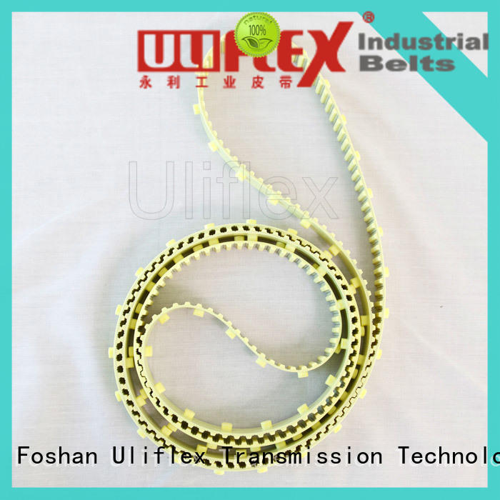 Uliflex China polyurethane belt producer for safely moving