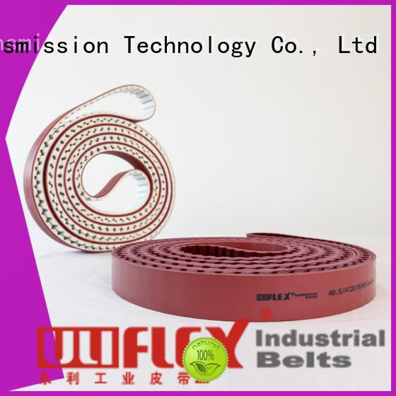 Uliflex rubber belt producer for importer