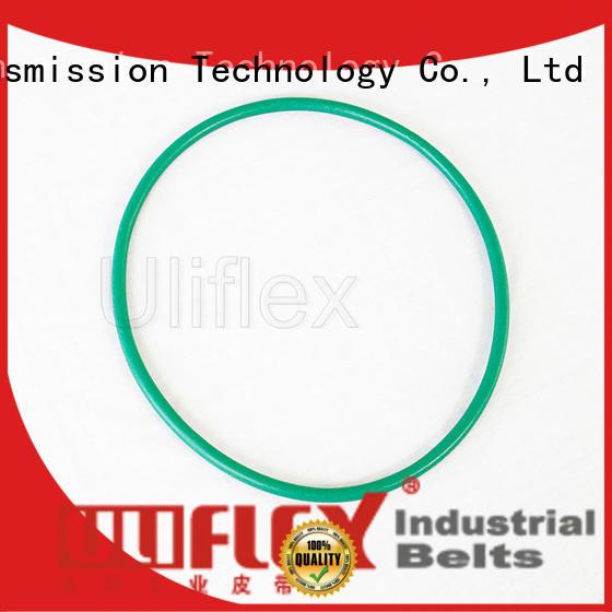 Uliflex rubber conveyor belt overseas market for sale