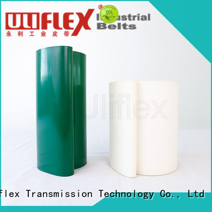 Uliflex new pvc belt factory for industry