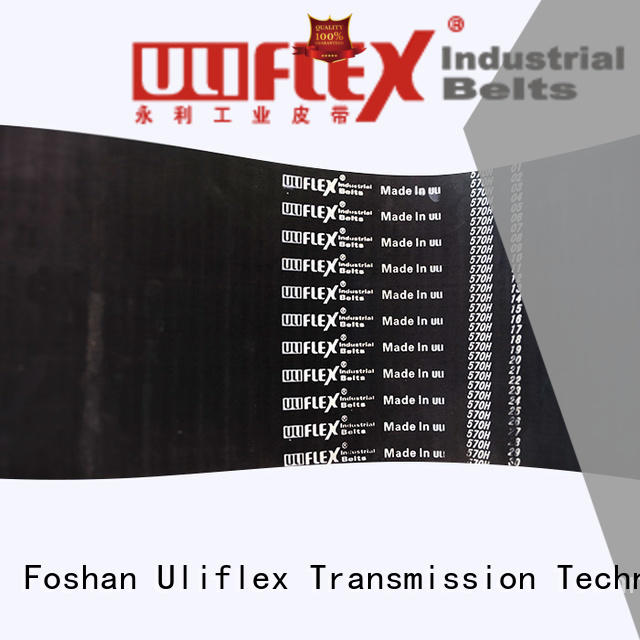 Uliflex cost-effective polyurethane belts factory for importer