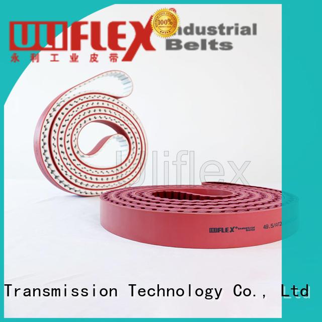 Uliflex hot sale polyurethane belt factory for industry
