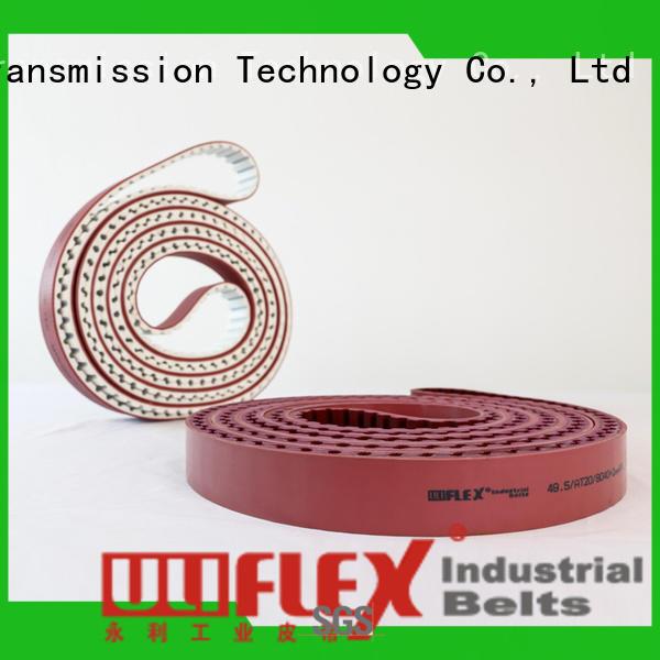Uliflex high reliability industrial belt awarded supplier