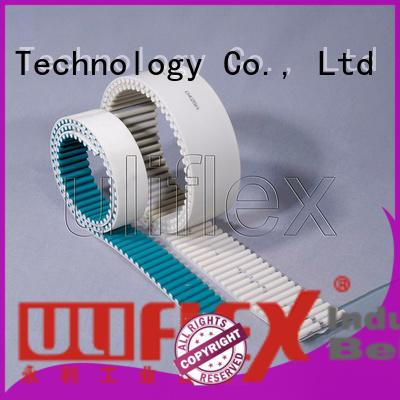 Uliflex hot sale rubber belt factory for importer
