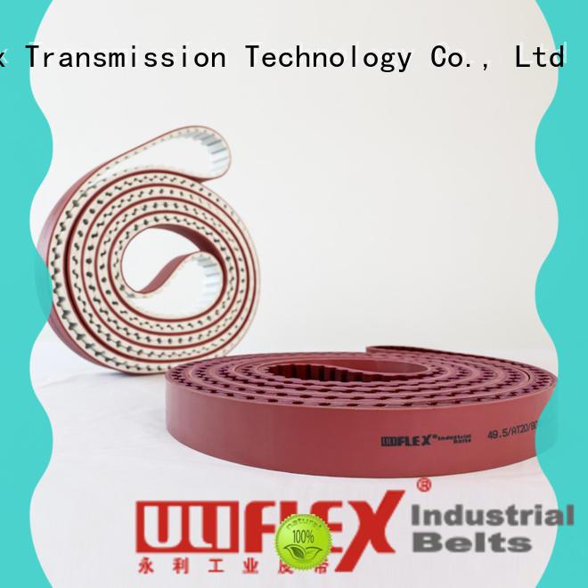 Uliflex oem odm rubber belt overseas trader for engine running