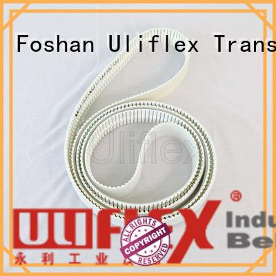 Uliflex timing belt producer for engine running