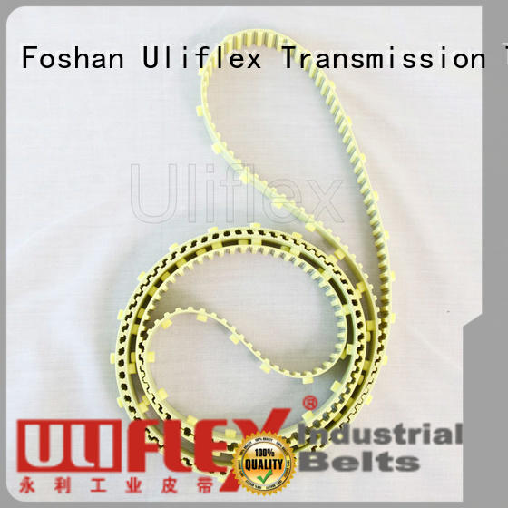 Uliflex timing belt bulk purchase for marketer