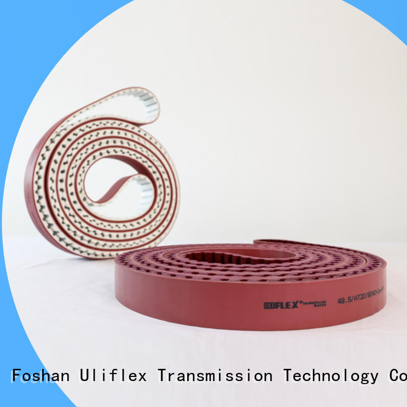 Uliflex high reliability‎ industrial belt exporter