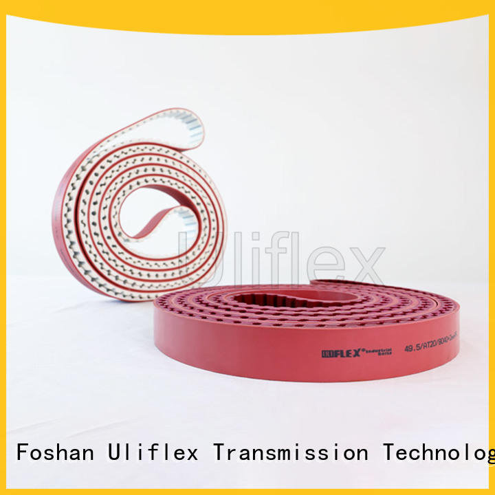 Uliflex hot sale timing belt factory for importer