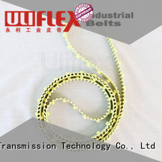 Uliflex cost-effective rubber timing belt for importer