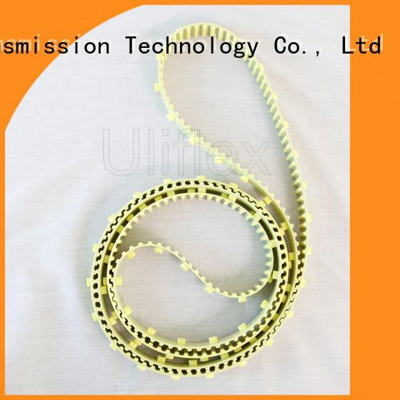Uliflex best quality timing belt international market for textile machine
