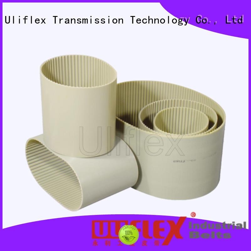 Uliflex China rubber belt overseas trader for engine running