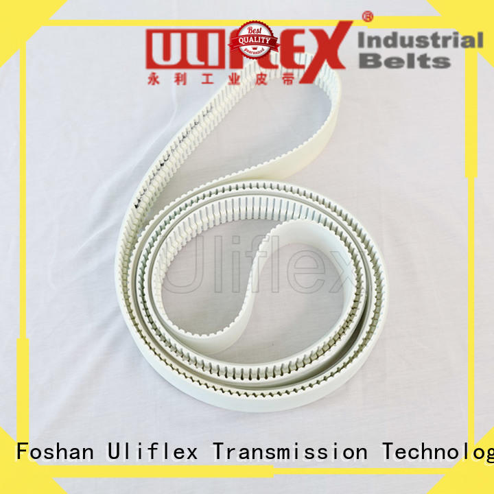 Uliflex rubber belt producer for safely moving