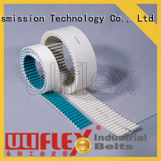 Uliflex custom pu belt producer for industry