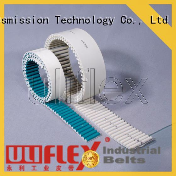 Uliflex custom pu belt producer for industry