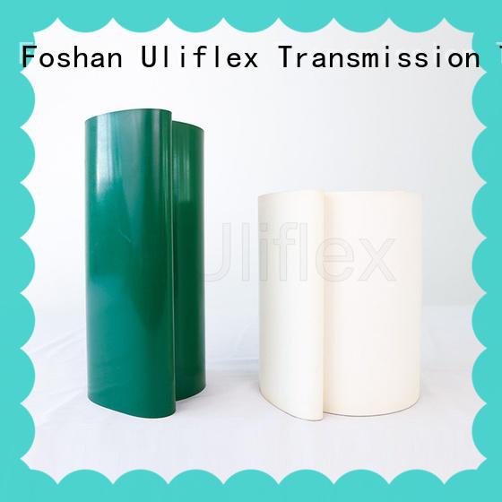 Uliflex hot sale conveyor belt supplier for industry