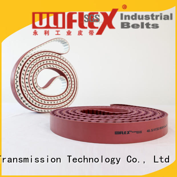 Uliflex synchronous belt overseas trader for importer