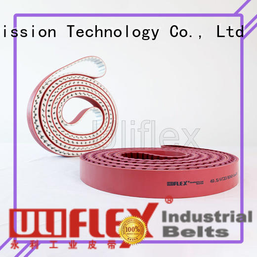 custom toothed belt overseas trader for safely moving
