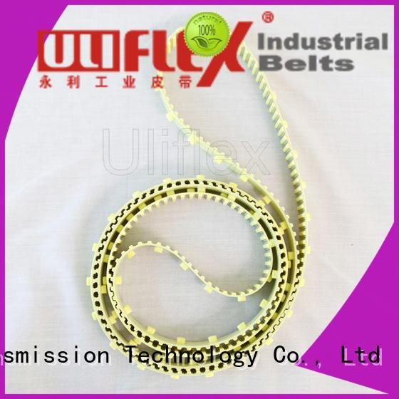 Uliflex oem odm toothed belt producer for safely moving