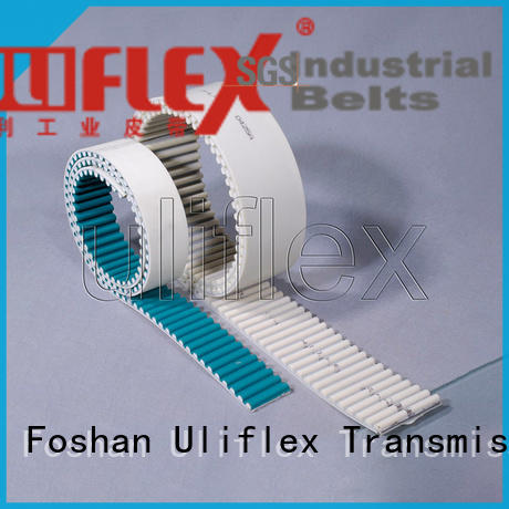 custom toothed belt factory for safely moving