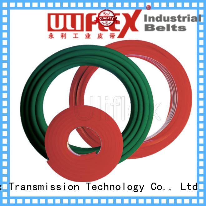 Uliflex best quality tpu belt wholesale for importer