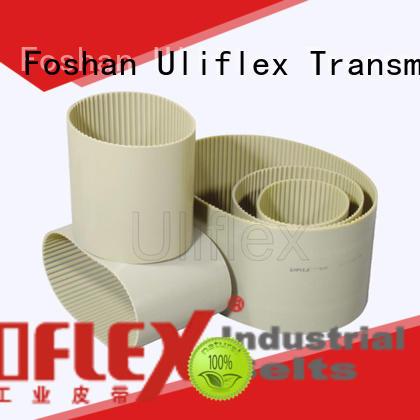 rubber belt factory for engine running Uliflex