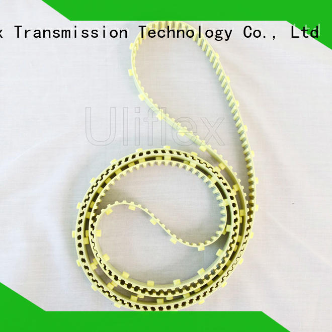 Uliflex new timing belt one-stop services for distribution