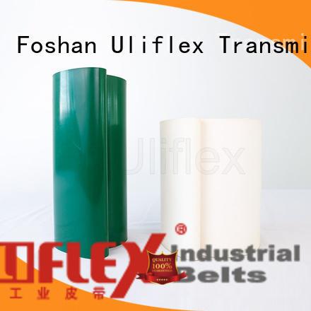 Uliflex hot sale pvc belt manufacturer for machine