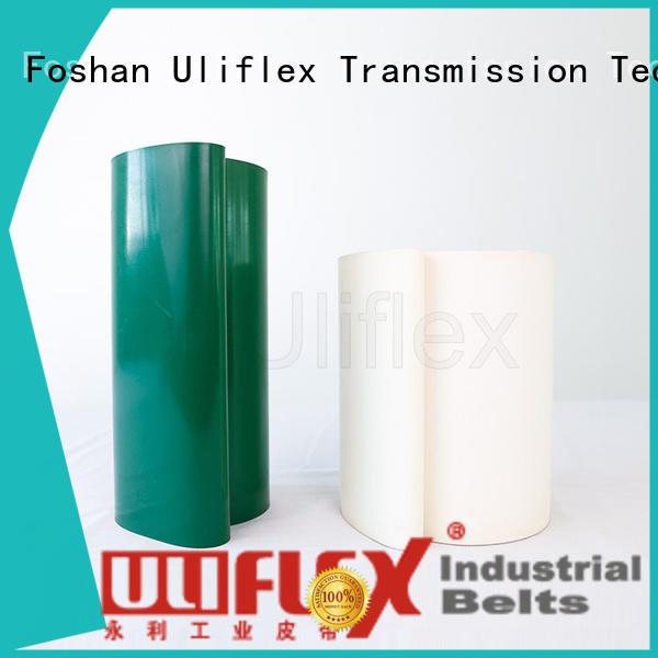 Uliflex conveyor belt factory for machine