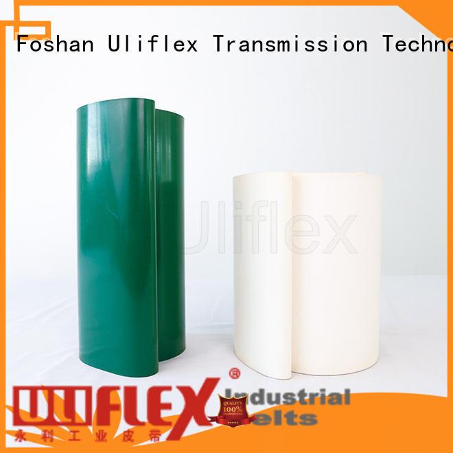 Uliflex pvc belt factory for wholesale